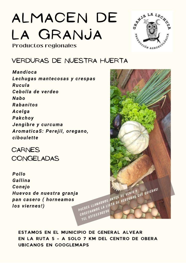 Crema y Negro Imagen Simple Menú Vegano Lista de Precios (1)